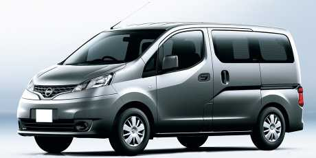 Group H - 7 Seater (Nissan NV200)