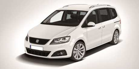 Group J - 7 Seater (Seat Alhambra)