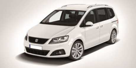 Group M - 7 Seater Automatic (Seat Alhambra)
